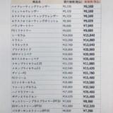 ゼオスキン価格改定のお知らせ